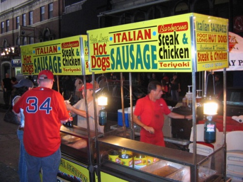 fenway italian sausage